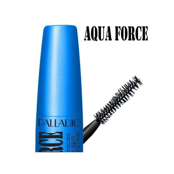 aqua force water proof mascara - palladio - makeup