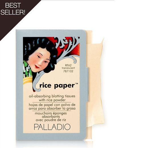 rice paper - palladio - makeup
