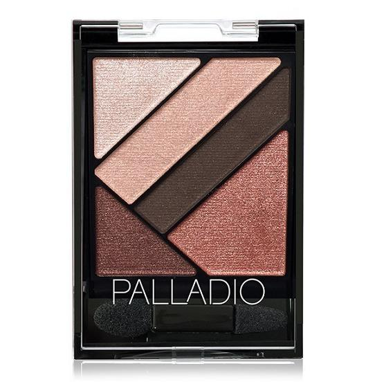 silk fx eye shadow palette - palladio - makeup