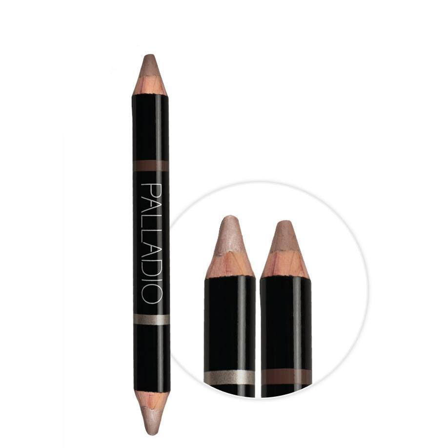 the definer contour + highlight crayon - palladio - makeup