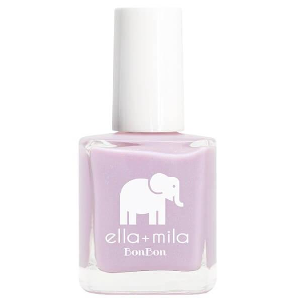midnight in paris  - ella+mila - nail polish