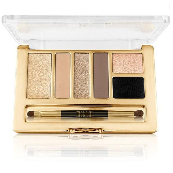 milani cosmetics everyday eyes powder eyeshadow collection 01 must have naturals meep