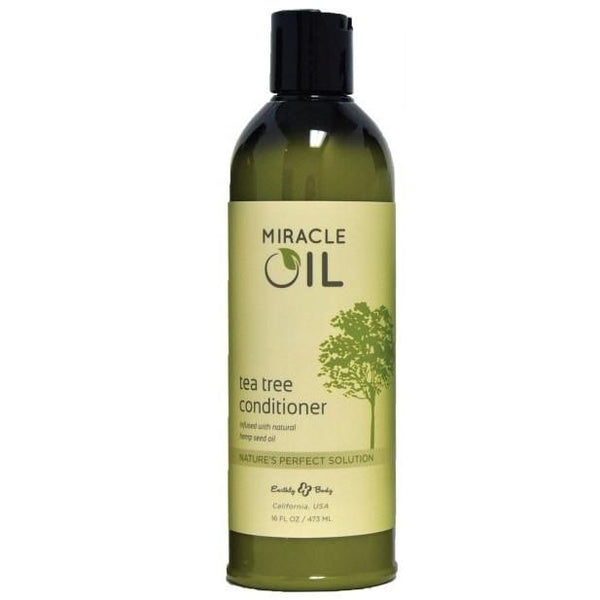 miracle oil conditioner - earthly body - conditioner