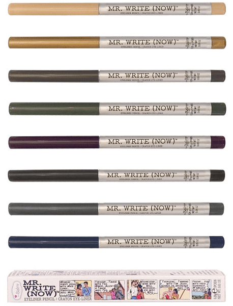 Mr. Write (Now) Eyeliner Pencil - theBalm - Eyeliner
