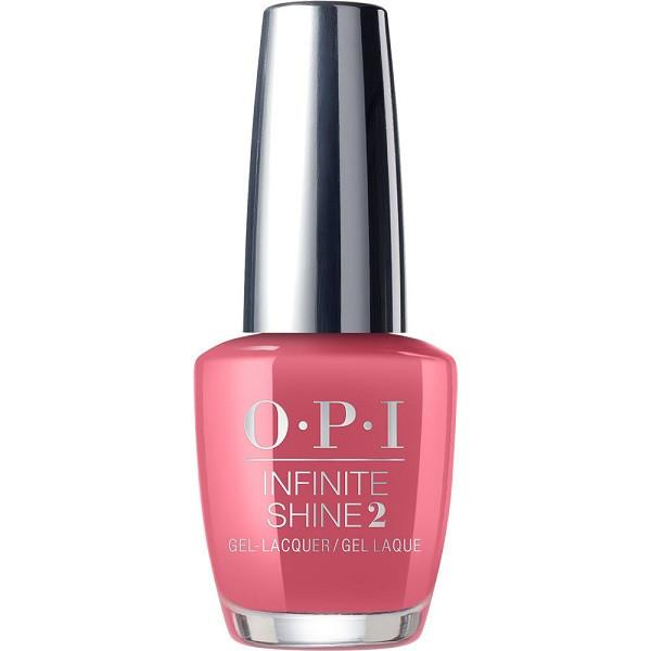 "My Address Is ""Hollywood"" - opi infinite shine - nail lacquer"