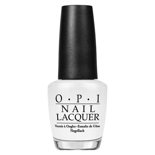 alpine snow - opi - nail polish