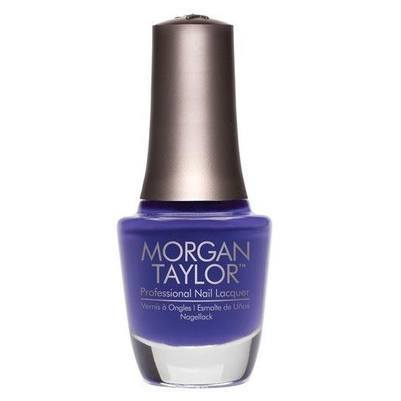 anime-zing color! - morgan taylor - nail polish