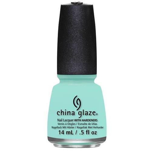 at vase value - china glaze - nail polish