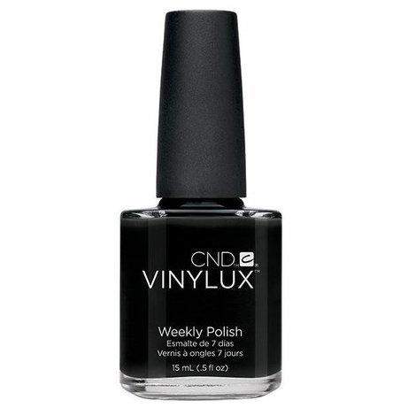 black pool vinylux - cnd - nail polish