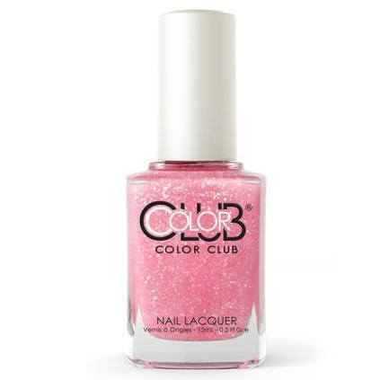 boogie all night long - color club - nail polish