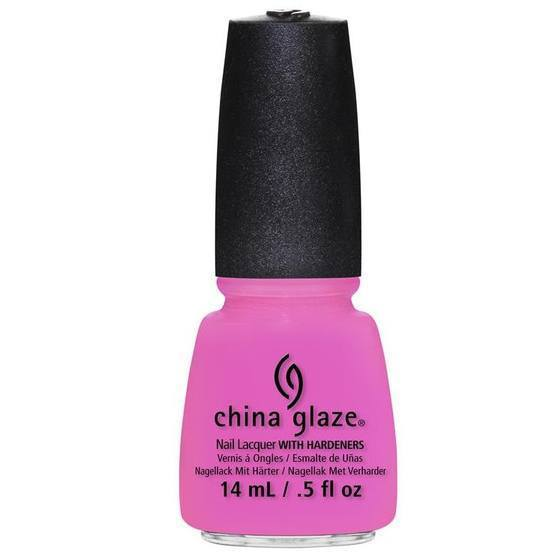 bottoms up - china glaze - nail polish