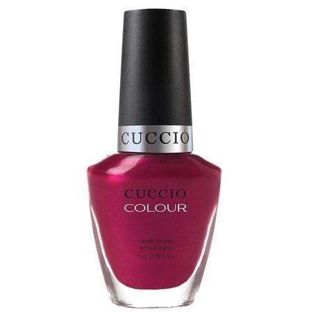 call in the calgary - cuccio - nail polish