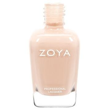 chantal - zoya - nail polish