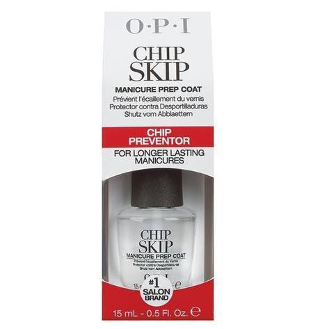 chip skip base coat - opi - nail polish