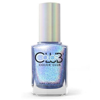 crystal baller - color club - nail polish