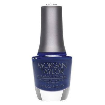 deja blue - morgan taylor - nail polish