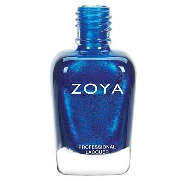 estelle - zoya - nail polish