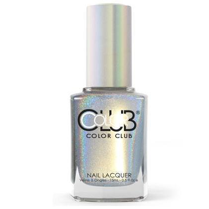 fingers crossed - color club - nail polish