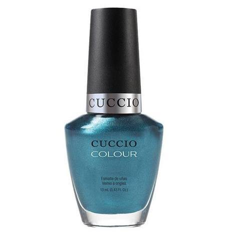 fountains of versailles - cuccio - nail polish