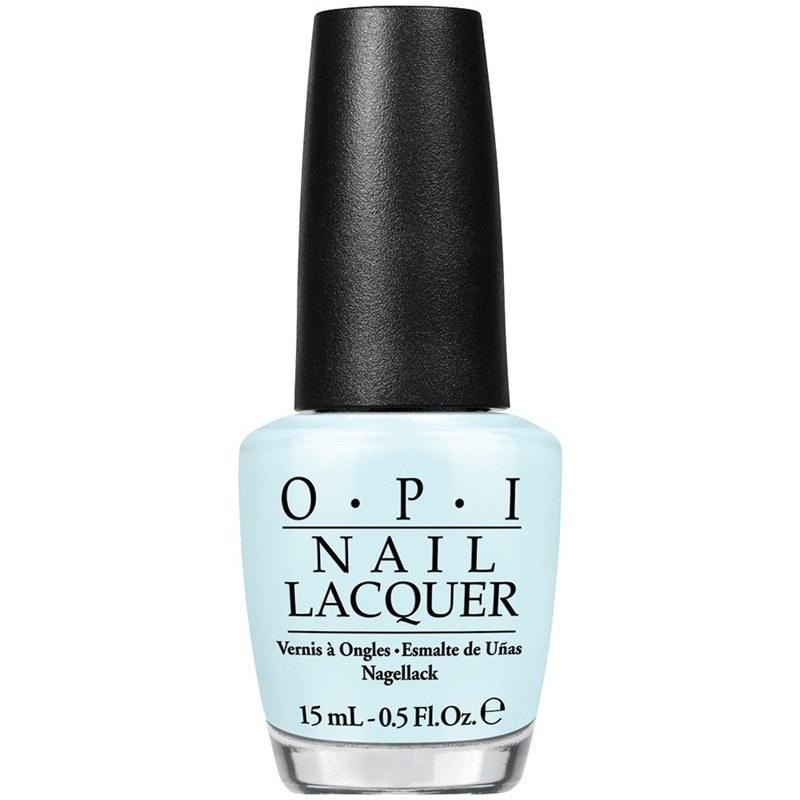 gelato on my mind - opi - nail polish