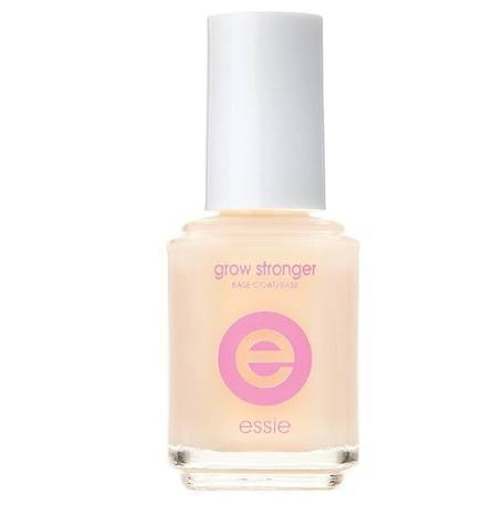 grow stronger base coat - essie - nail polish