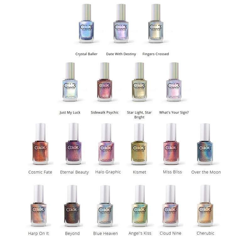 Halo Hues Complete Set by Color Club | HB Beauty Bar