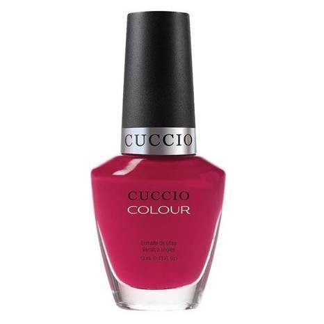 heart and seoul - cuccio - nail polish