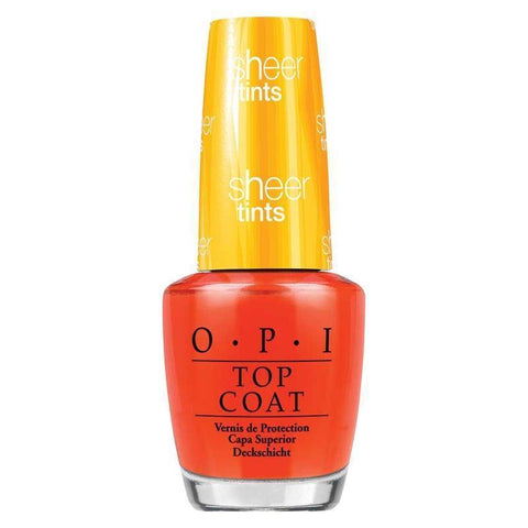OPI Put a Coat On