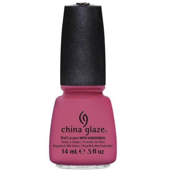 life is rosy - china glaze - nail polish