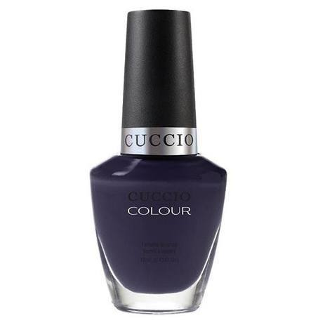 london underground - cuccio - nail polish