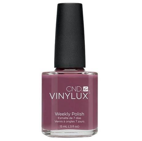 married to the mauve vinylux - cnd - nail polish