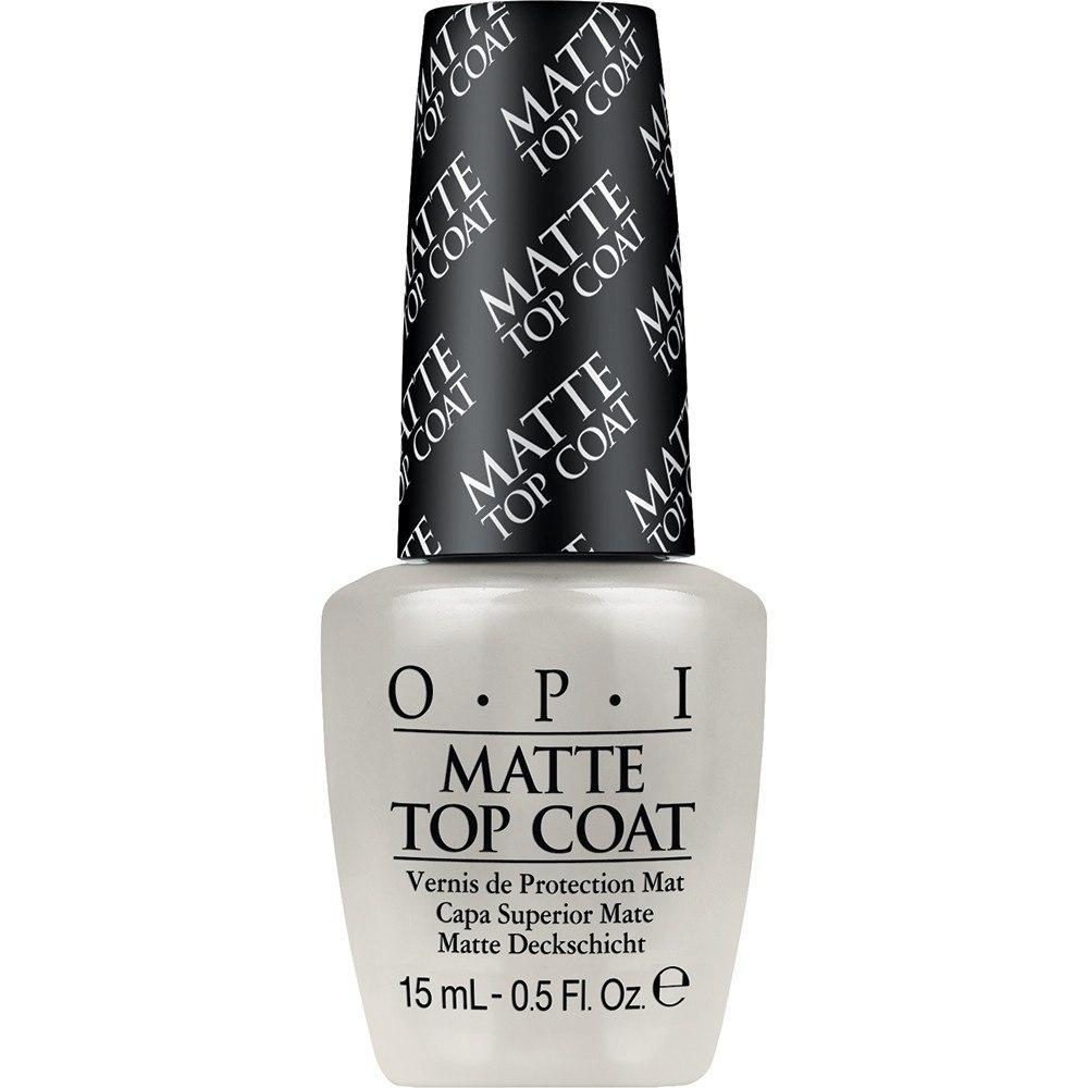 Matte Top Coat by OPI | HB Beauty Bar