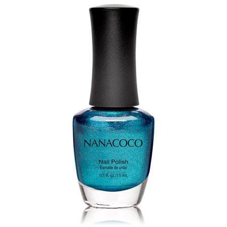 mermaid lake - nanacoco - nail polish