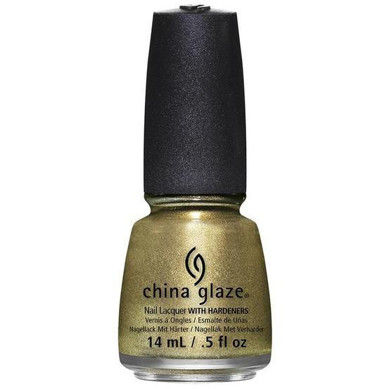 mind the gap - china glaze - nail polish