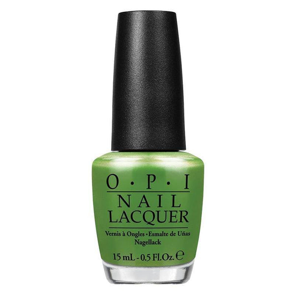 my gecko does tricks - opi - nail polish