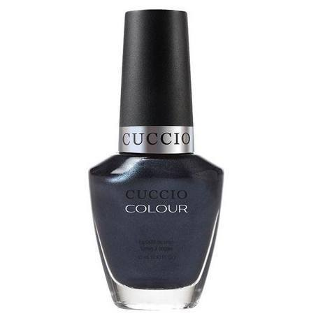 nantucket navy - cuccio - nail polish
