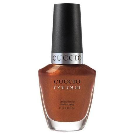 never can say mumbai - cuccio - nail polish