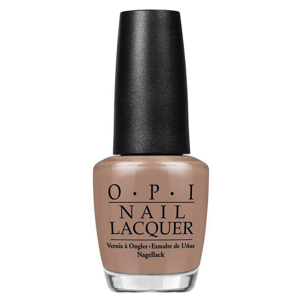 over the taupe - opi - nail polish