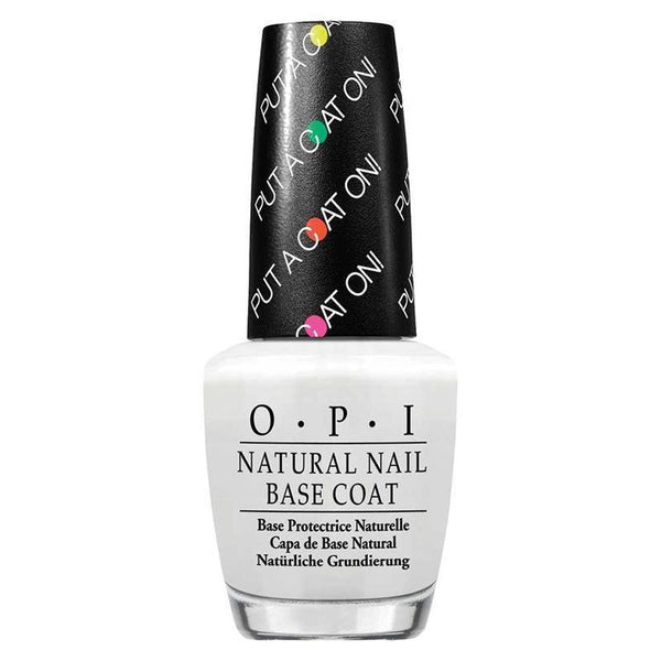 put a coat on - opi - nail polish