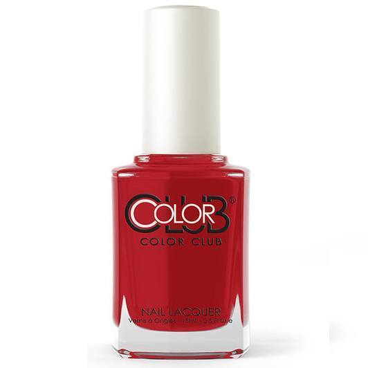 reddy or not - color club - nail polish