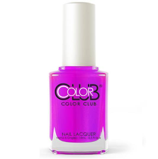 right on - color club - nail polish