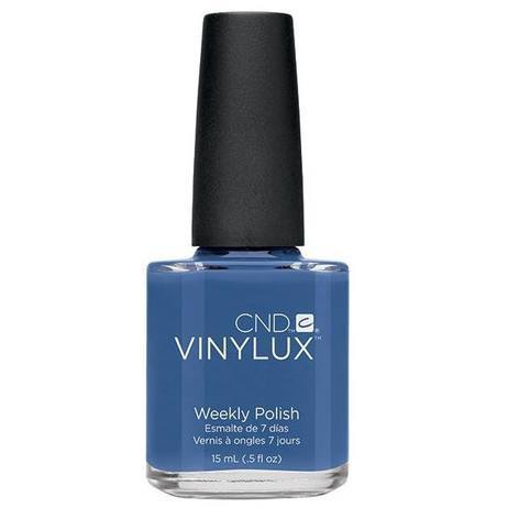 seaside party vinylux - cnd - nail polish
