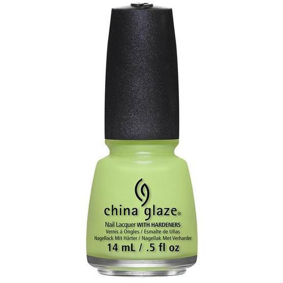 shore enuff - china glaze - nail polish