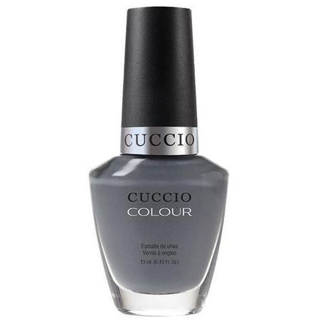 soaked in seattle - cuccio - nail polish