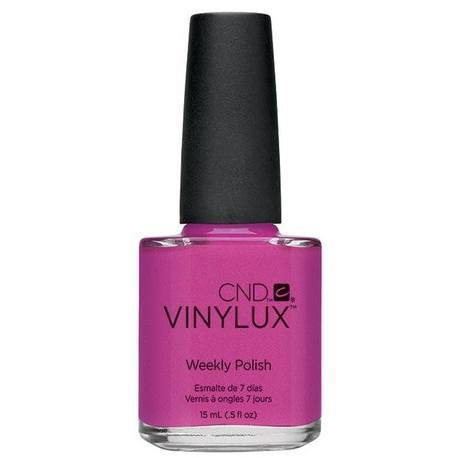 sultry sunset vinylux - cnd - nail polish