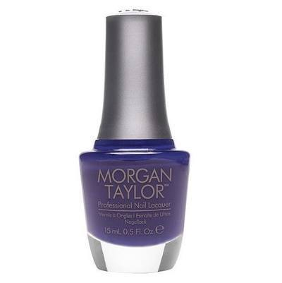 super ultra violet - morgan taylor - nail polish