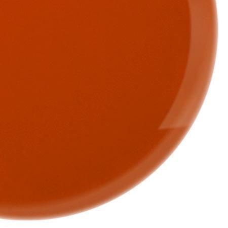 techno orange - nanacoco - nail polish