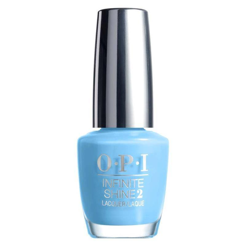 to infinity & blue-yond - opi - nail polish