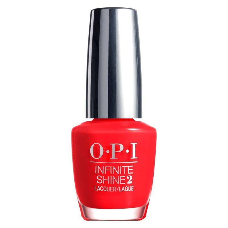 unrepentantly red - opi - nail polish