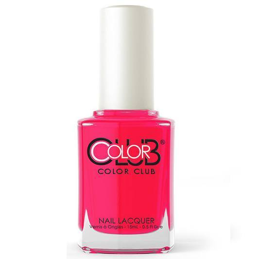 warhol - color club - nail polish